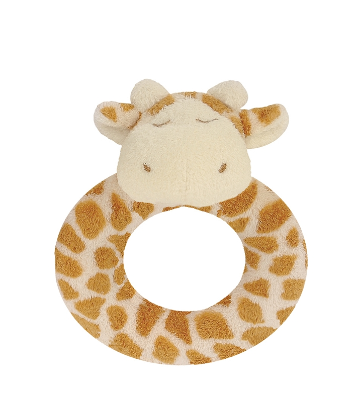 Ring Rattle | Giraffe