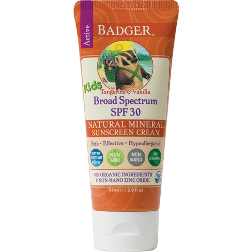 Kids Sunscreen Cream SPF30 | 2.9 oz