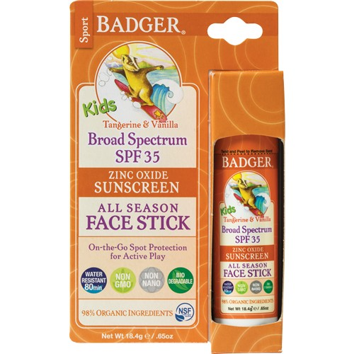 Kids Sport Sunscreen Stick SPF35