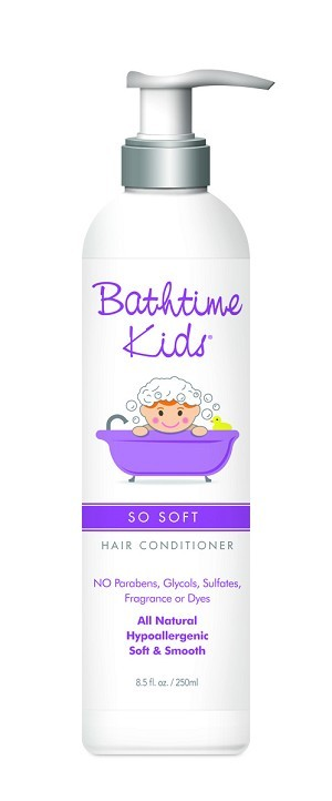 Bathtime Kids So Soft Hair Conditioner 8.5 oz
