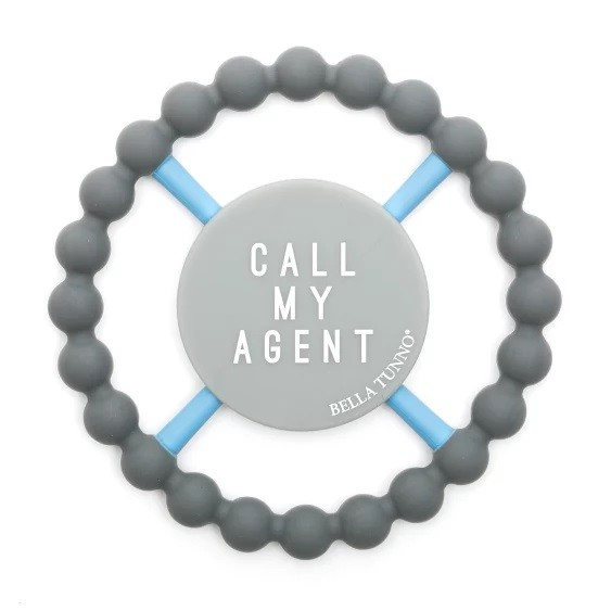 Happy Teether | Call My Agent