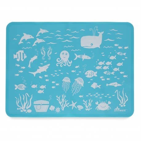 Silicone Placemat | Under the Sea