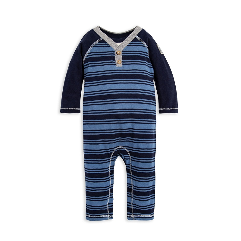 Rugby Stripe Jumpsuit