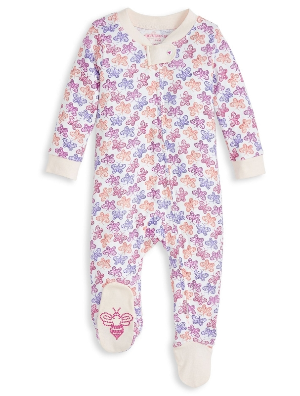 Butterfly Fiesta Relaxed Fit Sleeper