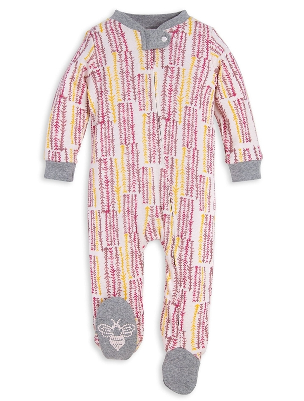 Corn Maze Relaxed Fit Sleeper | Pink