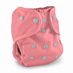 Buttons Diaper Cover (solids)