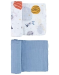 Swaddle Duo Set | Galaxy