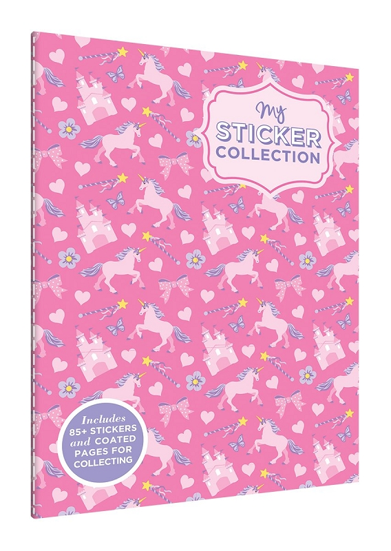Sticker Collection Book | Princess
