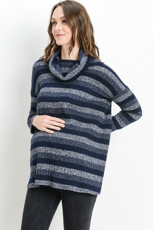 Cozy Up Maternity Sweater