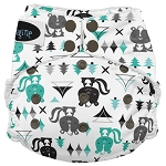 Imagine 2.0 Bamboo All-in-One diaper (PRINTS)