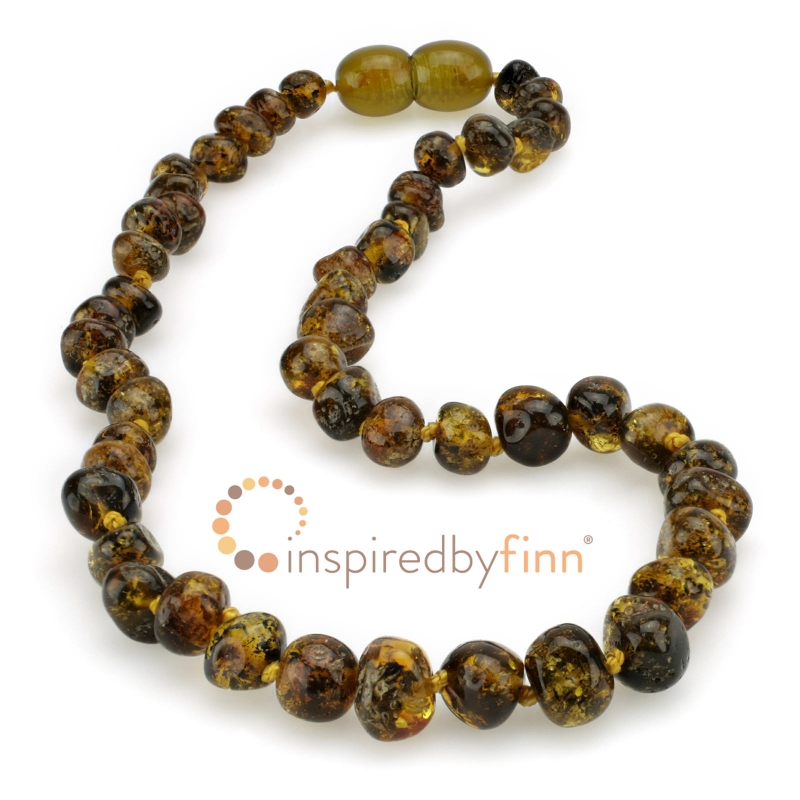 Amber Necklace | 11.5