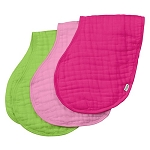Muslin Burp Cloths (3 pack)