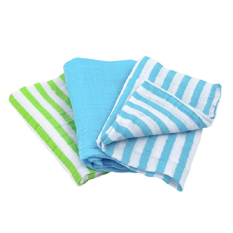 Muslin Multipurpose Cloths (3 pack)
