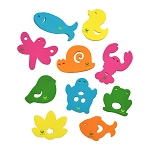 Pond Friends Water Toys (10 pack)
