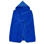 Organic Terry Hooded Towel