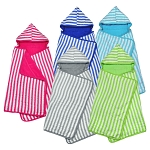 Muslin Hooded Towel (single)