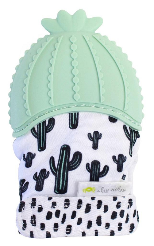 Teething Mitt | Cactus