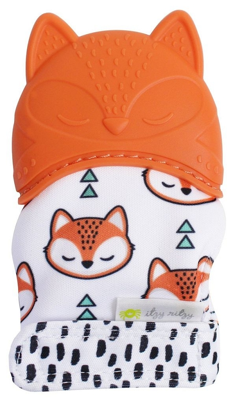 Teething Mitt | Fox