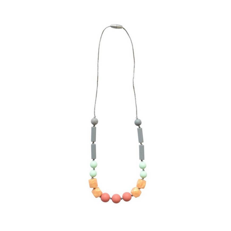 Silicone Teething Necklace | Hazel