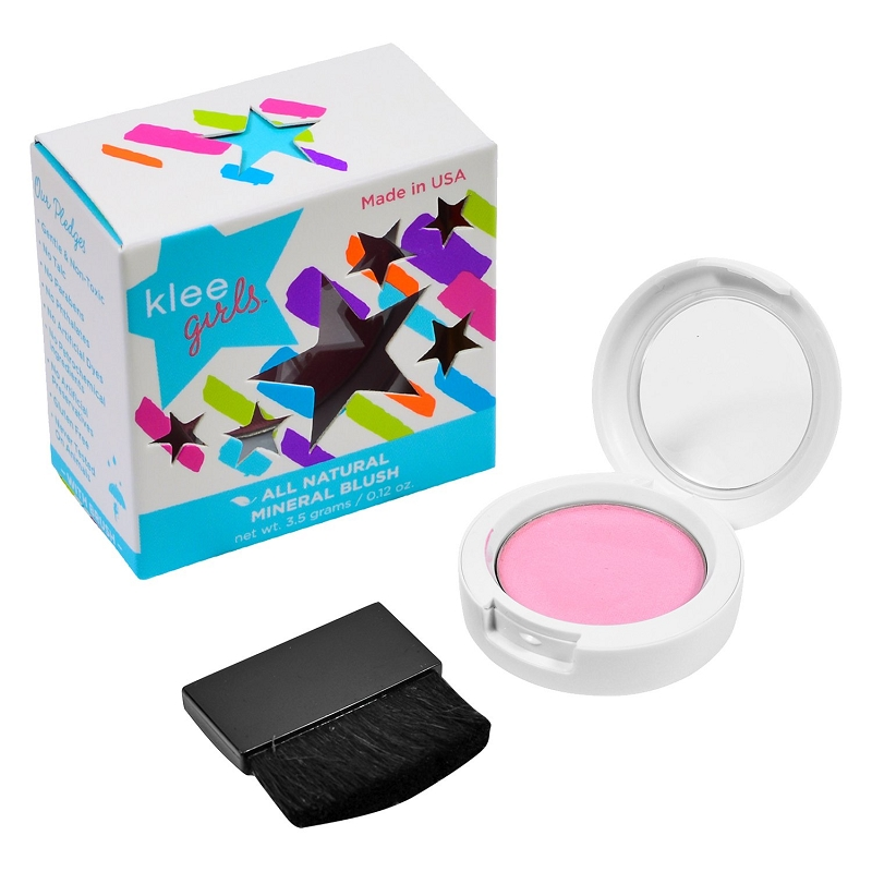 Klee Girls Mineral Blush | Newport Whisper