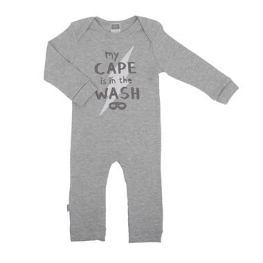 Cape is in the Wash Unionsuit