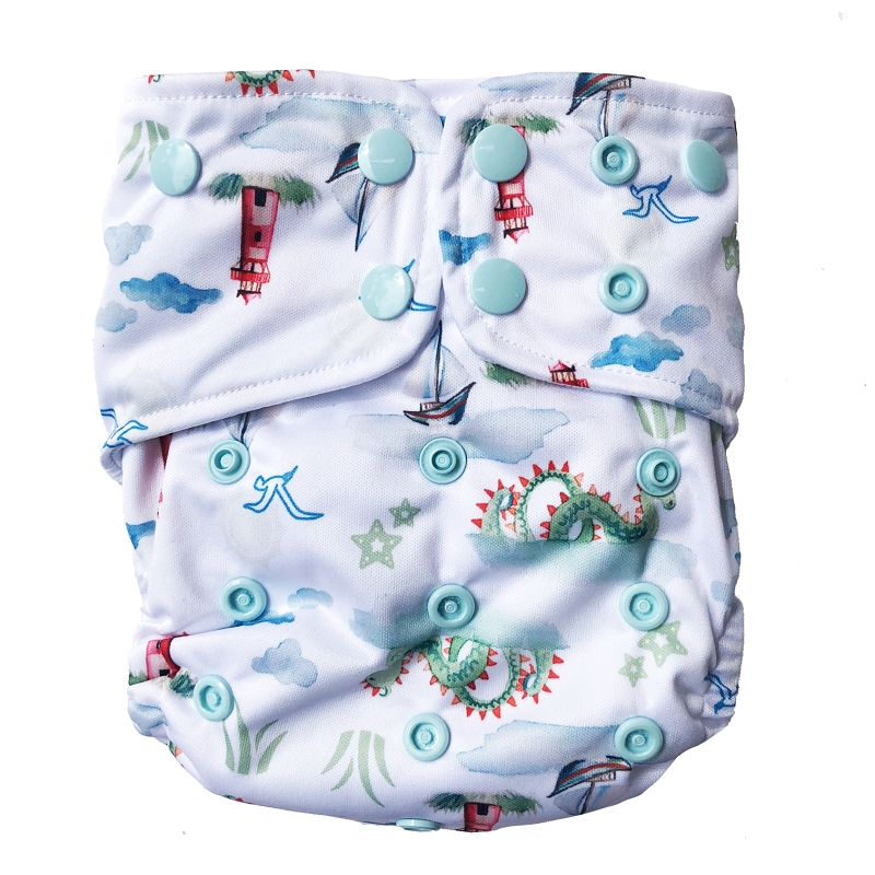 Lighthouse AIO Diaper - Jupiter Song 2.0