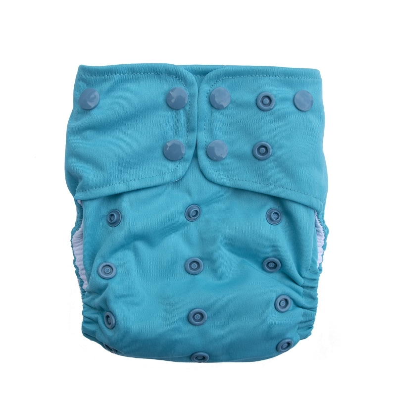 Lighthouse SWIM Diaper - Blue Lagoon