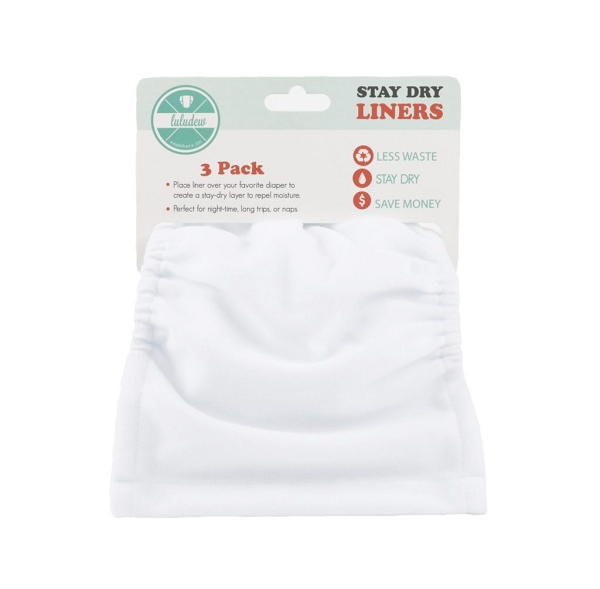 Luludew stay dry liners | 3 pack