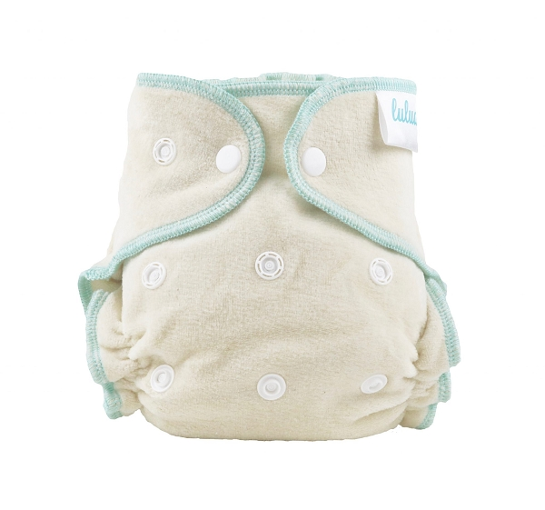 Luludew Fitted Diaper | Size 2