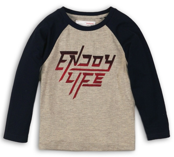 Enjoy Life Long Sleeve Raglan