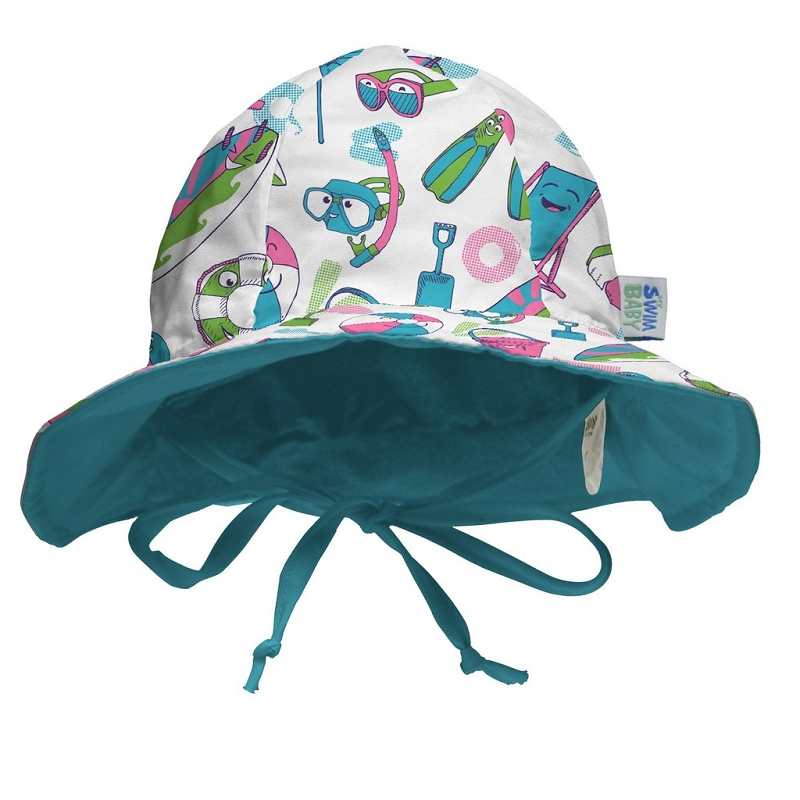 Reversible Sun Hat | Salty Toes