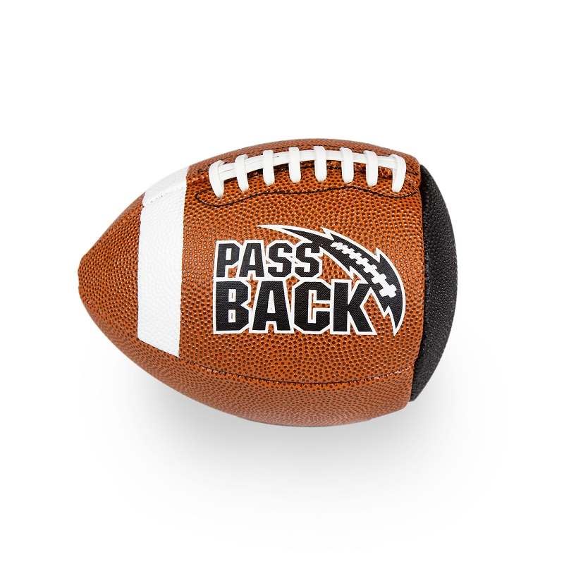 Junior Size Passback Football | Ages 9-13