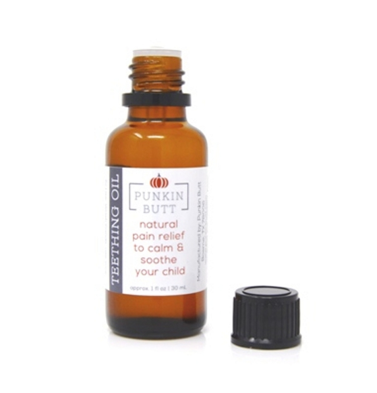 Punkin Butt Teething Oil 1 oz