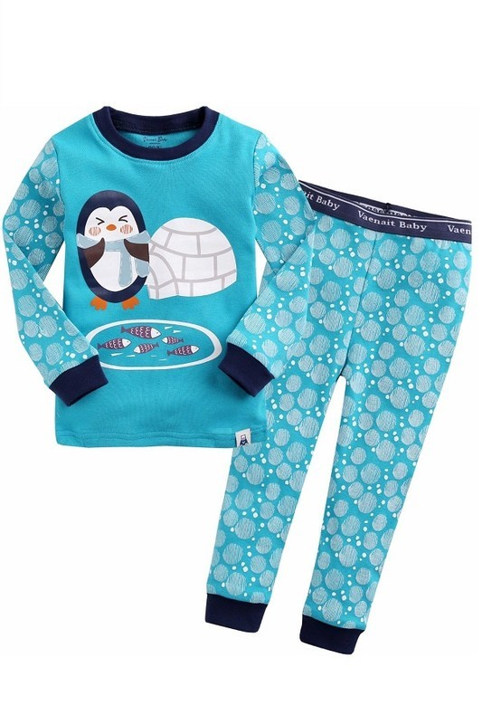 Chilly Penguin 2pc PJ Set