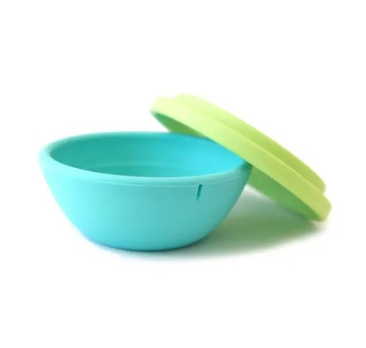 Silicone Plate & Bowl Set