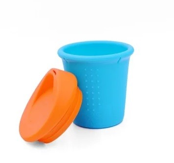 Kids Silicone To-Go Cup | 8 oz