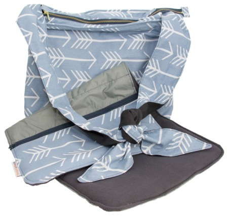 Smart Bottoms Haversack