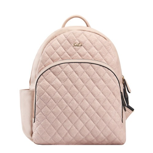 Boise Backpack Diaper Bag | Pink