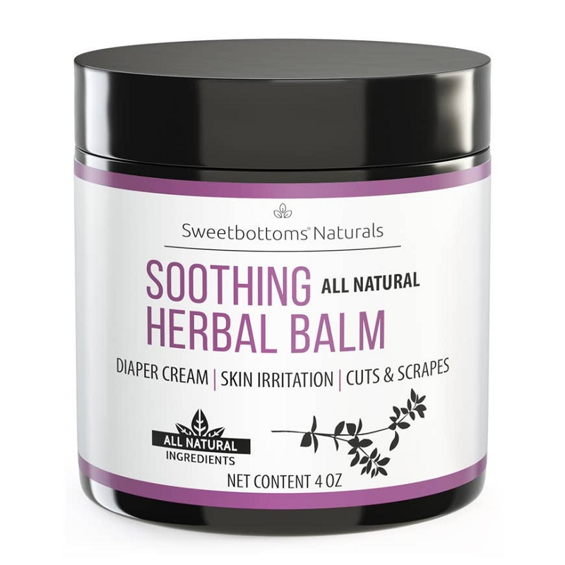 Soothing Herbal Balm | 4 oz