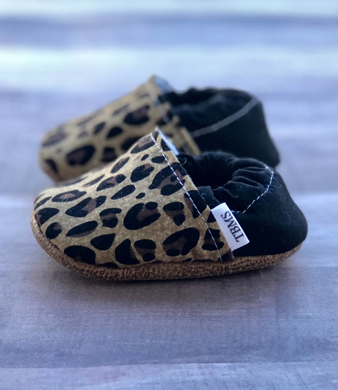 Basic Low Tops | Cheetah