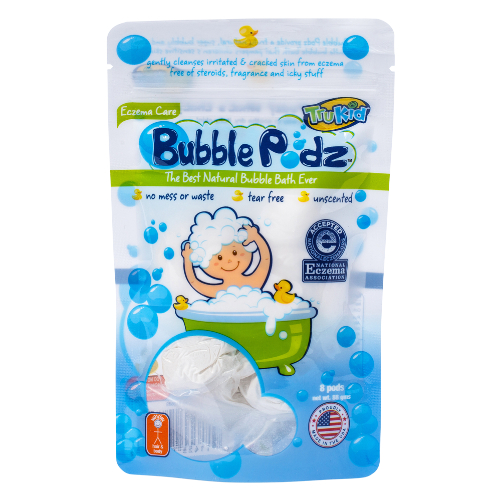 Bubble Podz - Eczema formula (24 count)