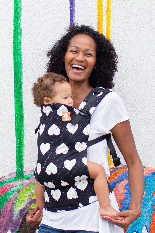 Tula Baby Carrier - Wild Hearts