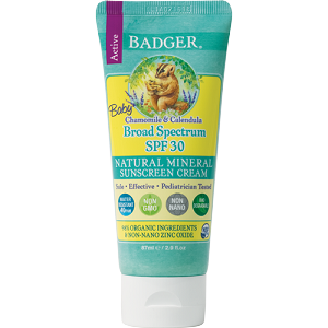 Baby Sunscreen Cream SPF30 | 2.9 oz
