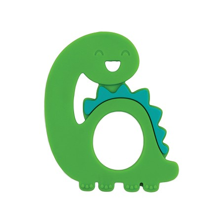Silicone Teether | Dino