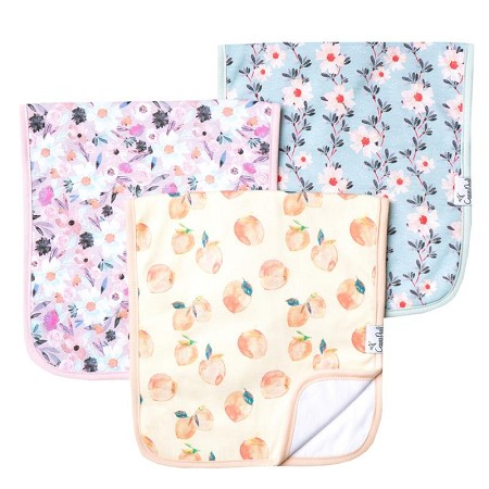 Burp Cloths 3 pk | Morgan