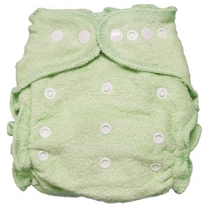 Imagine Bamboo Fitted Diaper