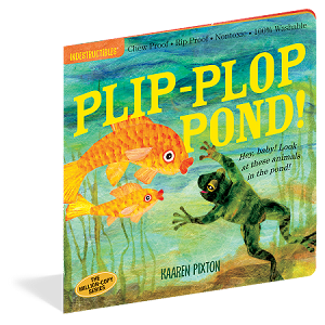 Indestructibles: Plip Plop Pond