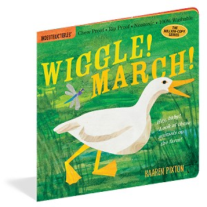 Indestructibles: Wiggle March
