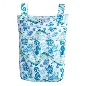 Lighthouse Medium Wet Bag - Juno  **Go Coastal series**
