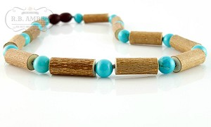 "14-15"" Hazelwood necklace"